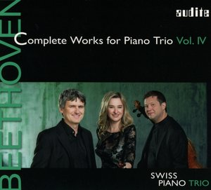 Beethoven:Complete Works For Piano Trio Vol.4