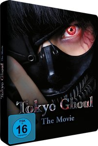 Tokyo Ghoul - The Movie - Steelcase Blu-ray (Limited Edition)
