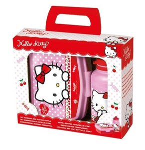 Hello Kitty Pausenset