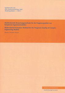 Multikriterielle Bewertungsmethode für die Prognosequalität von