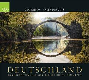 GEO Saison: Deutschland 2018