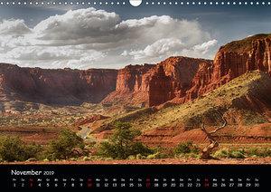 Traumlandschaften im Westen der USA (Wandkalender 2019 DIN A3 qu