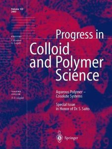 Aqueous Polymer - Cosolute Systems