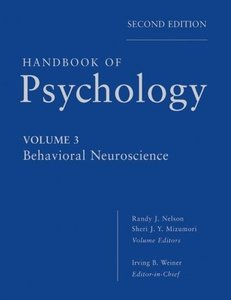 Handbook of Psychology 03