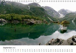 Norwegische Impressionen (Wandkalender 2019 DIN A4 quer)