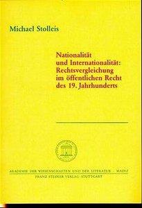 Nationalität und Internationalität