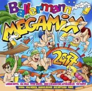 Ballermann Megamix 2017