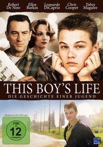 This Boys life - Die Geschichte einer Jugend, 1 DVD (New Edition
