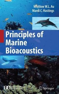 Principles of Marine Bioacoustics