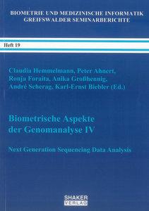 Biometrische Aspekte der Genomanalyse IV
