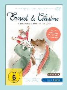 Ernest & Célestine (DVD)