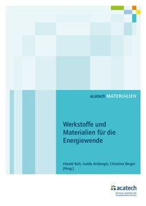 Werkstoffe und Materialien für die Energiewende