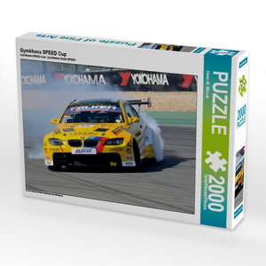 Gymkhana SPEED Cup 2000 Teile Puzzle quer