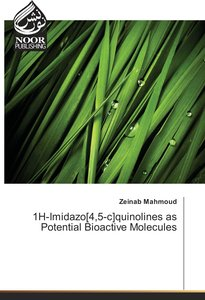 1H-Imidazo[4,5-c]quinolines as Potential Bioactive Molecules