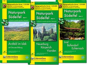 Naturpark Südeifel: Arzfeld im Islek / Neuerburg, Körperich, Via