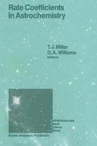 Rate Coefficients in Astrochemistry