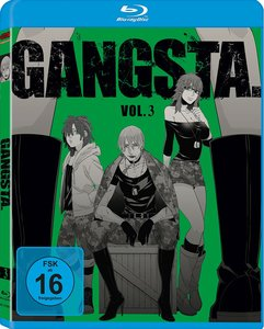 Gangsta - Blu-ray 3