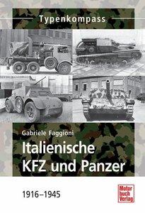 Italienische KFZ und Panzer