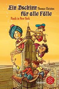 Ein Dschinn für alle Fälle - Panik in New York