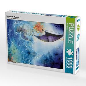 CALVENDO Puzzle Die Besser-Wasser 1000 Teile Lege-Größe 48 x 64