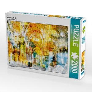 sakrileg_1_2 2000 Teile Puzzle quer