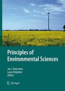 Principles of Environmental Sciences