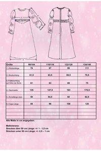 Drei Haselnüsse für Aschenbrödel - Prinzessinnenbox [Gr. 110/116
