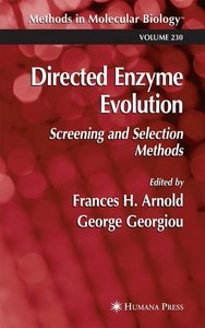 Directed Enzyme Evolution