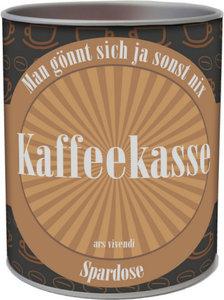 """Spardose \""""Kaffeekasse\"""""""