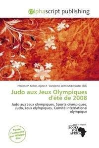 Judo aux Jeux Olympiques d\'été de 2008