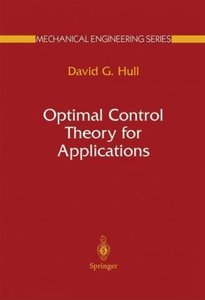Optimal Control Theory for Applications