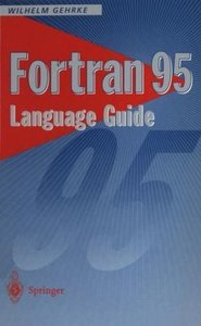 Fortran 95 Language Guide