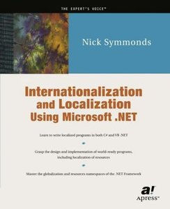 Internationalization and Localization Using Microsoft .NET