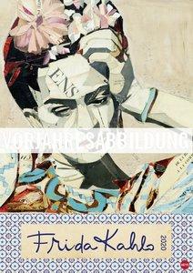 Frida Kahlo Posterkalender Kalender 2021