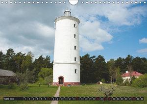 Lettlands Schönheiten (Wandkalender 2019 DIN A4 quer)