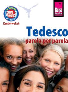 Reise Know-How Tedesco - parola per parola (Deutsch als Fremdsp