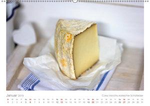 Der Käsekalender Edel und lecker
