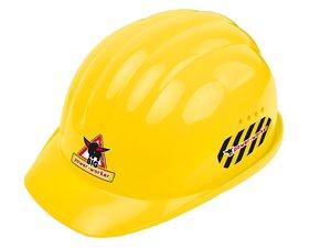 BIG 800056901 - Power-Worker Helmet, Kinderspielhelm