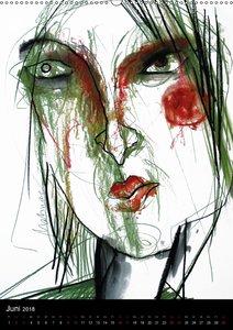 Frauenportraits von Oxana Mahnac