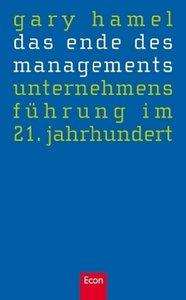 Das Ende des Managements