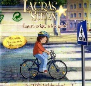 Lauras Stern, Laura zeigt, wie\'s geht, Audio-CD