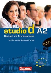 studio d. Gesamtband 2. Video-DVD