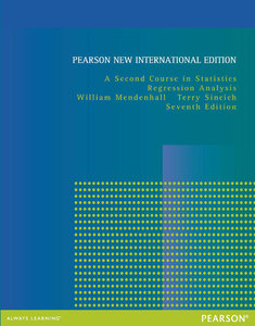 A Second Course in Statistics, w. CD-ROM