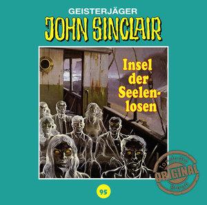 John Sinclair Tonstudio Braun - Folge 95, 1 Audio-CD