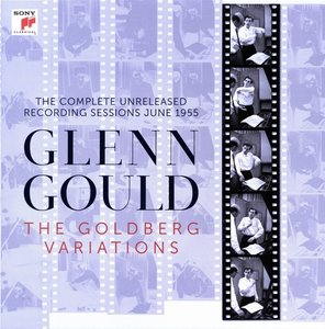 Goldberg Variations-Compl.1955 Record.(7CD+1 LP)