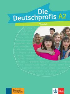 Die Deutschprofis A2. Wörterheft