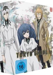 Tokyo Ghoul:re. Staffel.3.1, 1 DVD (Limited Edition mit Sammelsc