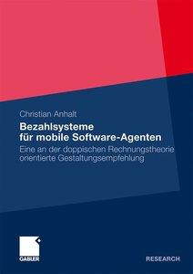 Bezahlsysteme für Mobile Software-Agenten