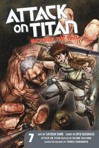 Attack on Titan: Before the Fall 07