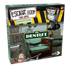 Noris 606101775 - Escape Room, Erweiterung, The Dentist, Nur mit